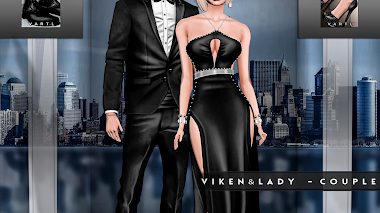 VIKEN   &  LADY