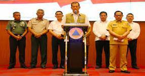 BNPB Perpanjang Masa Darurat Covid-19 Sampai Tanggal 29 Mei