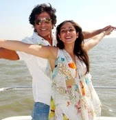 chunky panday with her wife bhavna panday