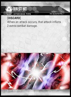 Intervene type: Direct Hit