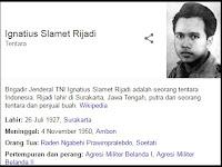 Sejarah dan Biografi Pahlawan Slamet Riyadi (1927-1950)