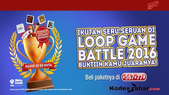 Event Loop Games Battle 2016