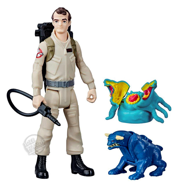 Toy Fair 2020 Hasbro Ghostbusters Fright Feature Peter Venkman Action Figure