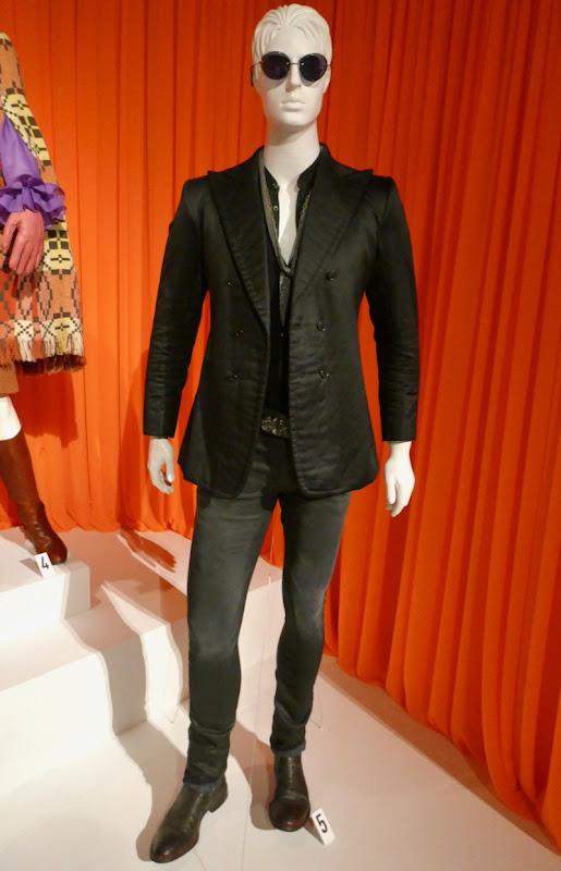 David Tennant Good Omens Crowley costume
