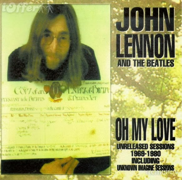 Oh my love for the first time in my life john lennon