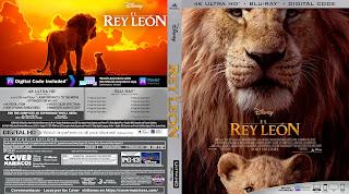 EL REY LEON – 2019 [COVER – 4KUHD]
