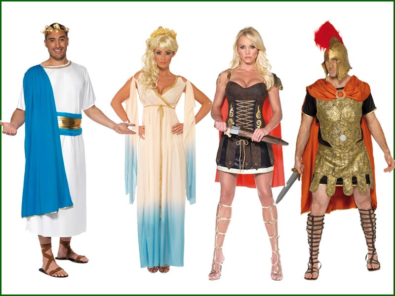 Group Fancy Dress Ideas For Hen Party: Adshires Fancy Dress: Group Fancy Dress