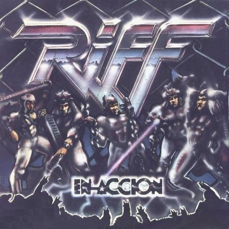 La Nave Del Rock Argento: Riff - En Accion (1983)