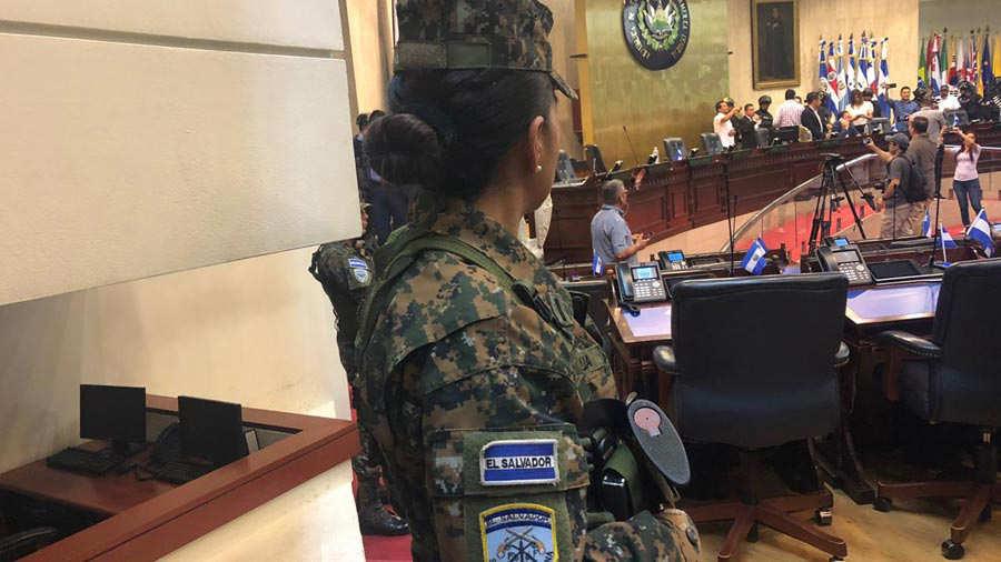 Sala de lo Constitucional anula convocatoria de plenaria extraordinaria convocada por el Consejo de Ministros