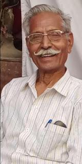 साहित्यकार रोशनलाल गंगवार के निधन से शोक की लहर   #NayaSaberaNetwork