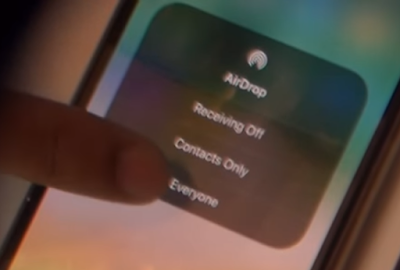 Step to Share Data from iPhone to Another iPhone via AirDrop