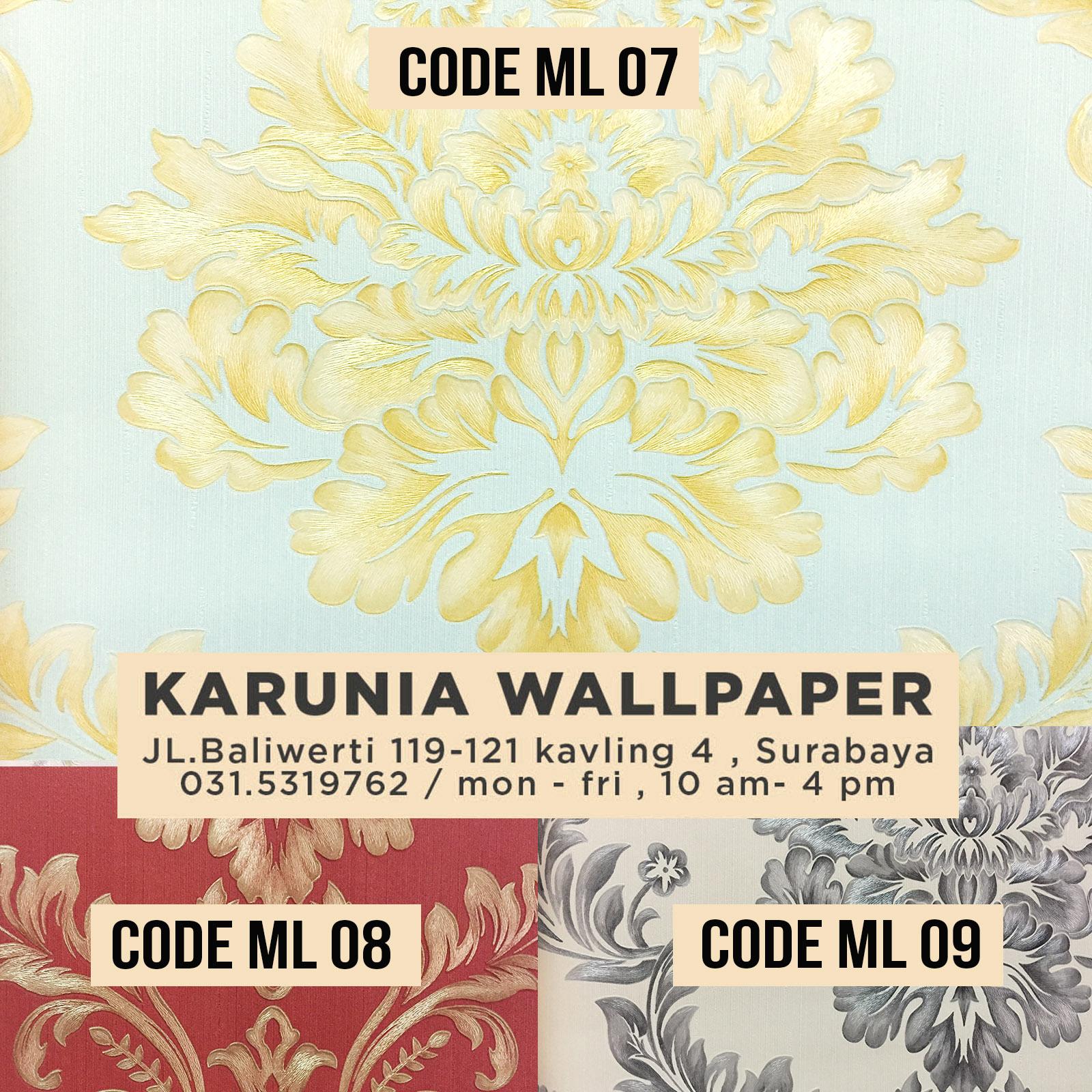 jual dinding wallpaper klasik