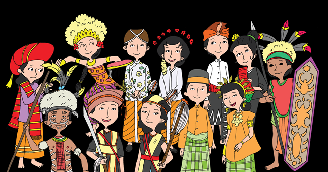 Kekayaan dan keberagaman yang dimiliki oleh bangsa Indonesia tidak sebatas sumber daya ala Wawancara Keberagaman Di Lingkungan Tempat Tinggal