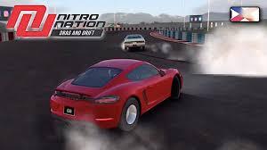 لعبة Nitro Nation Drag  Drift للاندرويد