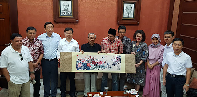 Wartawan China: Presiden Jokowi Baik dan Bijaksana