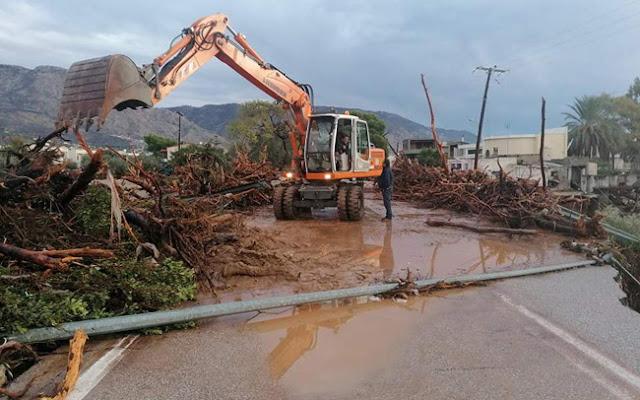 Σε κατάσταση έκτακτης ανάγκης ζητά να κηρυχτεί ο Δήμος Νικολάου Σκουφά