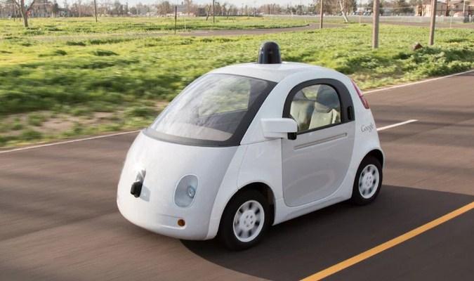 Inovasi Moda Transportasi Tercanggih Saat Ini - Self-Driving Car
