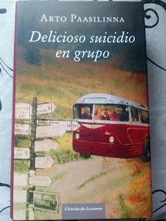 """""""Delicioso suicidio en grupo"""", novelistas nórdicos, poetas que se hacen novelistas, Rafael Soler"""