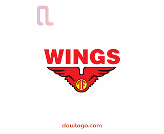 Logo Wings Vector Format CDR, PNG