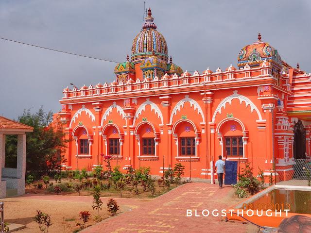 vivekananda memorial rameshwaram