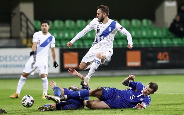 Στην 53η θέση της FIFA η Ελλάδα