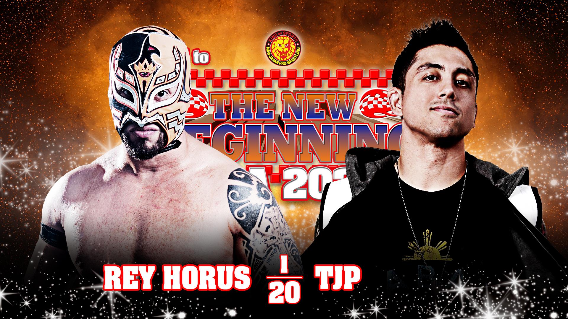"""Cobertura: NJPW """"Road To The New Beginning USA"""" (05/02/2021) – O olho de Hórus!"""