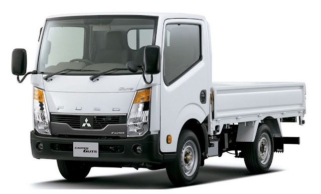 truk fuso canter terbaru 2018