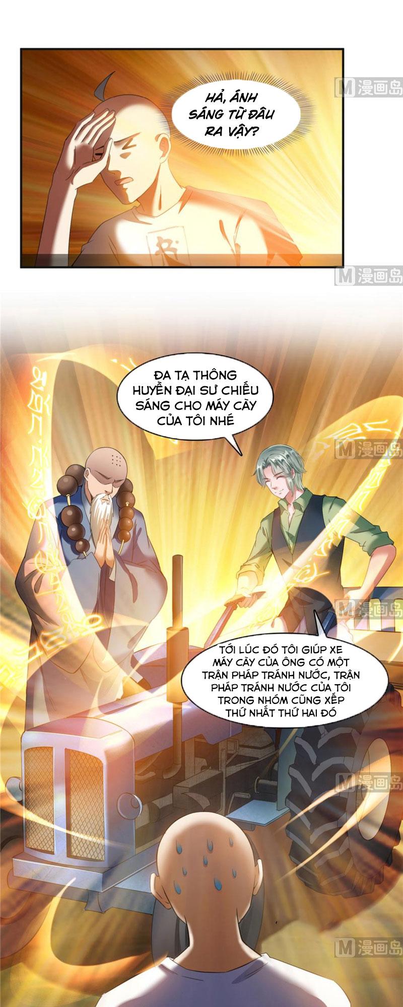 Tu Chân Nói Chuyện Phiếm Quần chap 246 - Trang 21