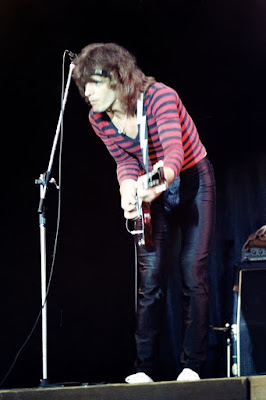 TT Quick on stage at Great Adventure August 1982