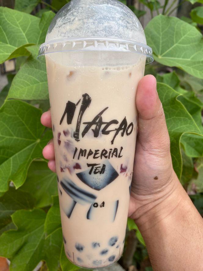 Macao Imperial Tea halo-halo flavor