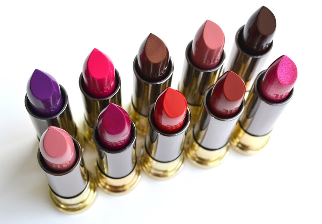 Urban Decay Vice Lipsticks Review with Swatches