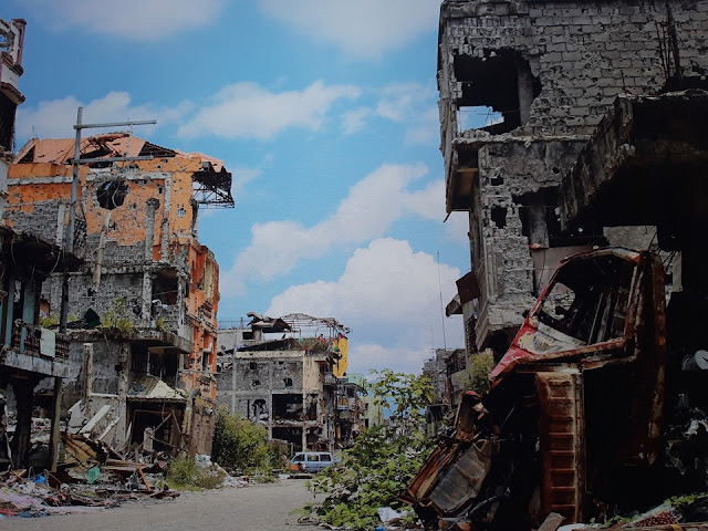 Picturing Marawi