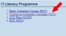 CCC Admit Card Download Kaise Kare