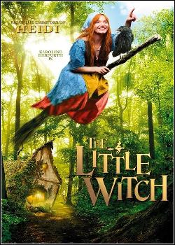 A Pequena Bruxa Dublado