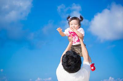 沖縄旅行 ロケーションフォト 家族