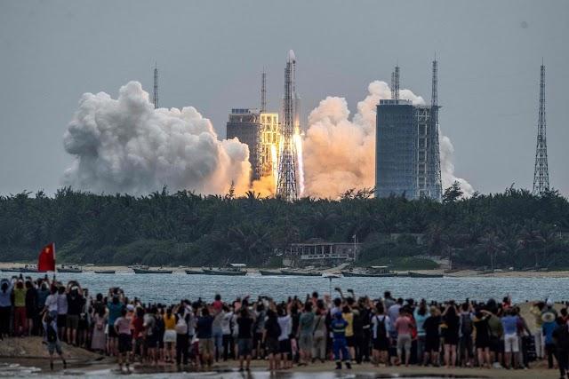 ¿Que hay de cierto en el cohete chino que podría impactar en nuestra ciudad?