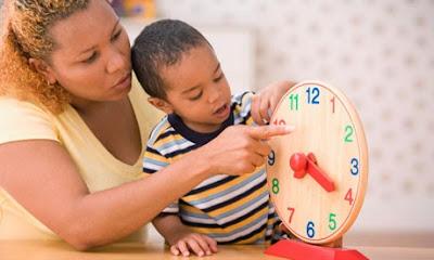 Mengajari Anak Menghargai Waktu