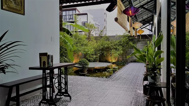 5 homestays are suitable for small groups in Danang