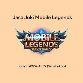 Jasa Joki Mobile Legends