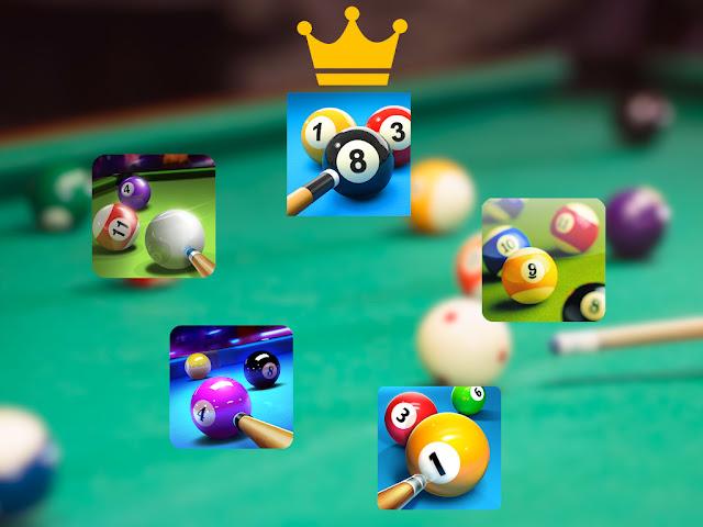 Mejores juegos de billar Android
