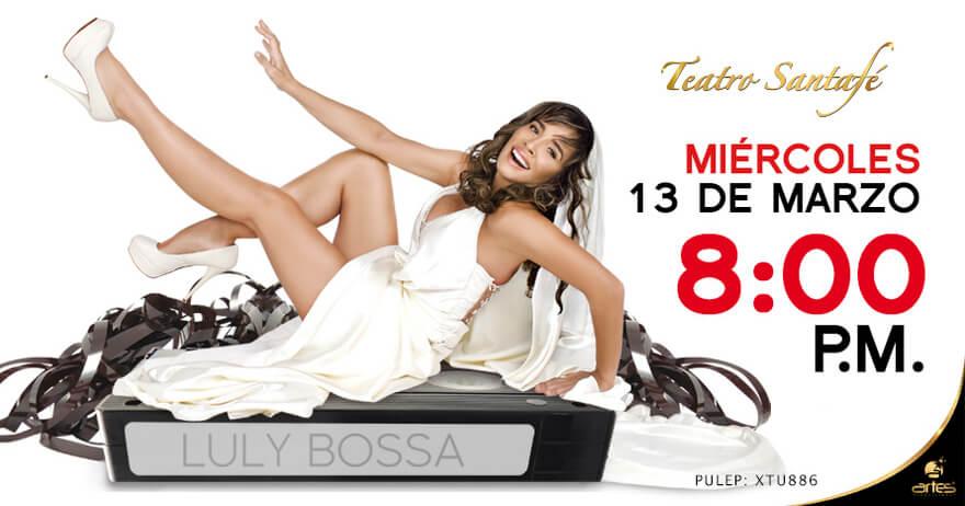 POS 3 Mi VIDA QUE VIDEO por Luly Bossa