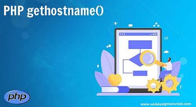 PHP gethostname() Function
