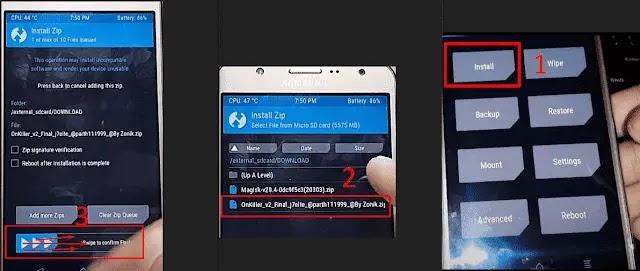 تنزيل افضل واخف روم للالعاب لهاتف OnKiller Os | Samsung J7 2015