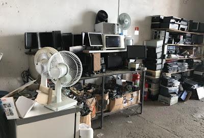 Iniciativas do Ifal facilitam informação e destinação correta de lixo eletrônico em Alagoas