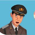 Panutan : Polisi bersih, sederhana, jujur dan tegas.