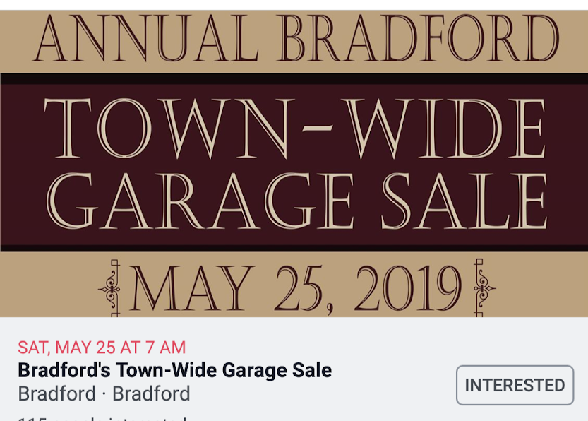 Cameron County PA News: Town Wide Yard Sales
