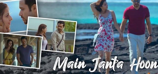 The Body - Main Jaanta Hoon Lyrics - Singer: Jubin