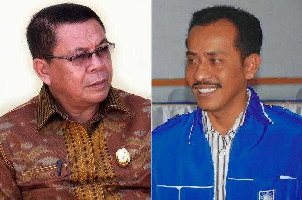 H Syafruddin M Noer dan Ady Mahyudi