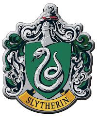 harry potter house logo free printable slytherin