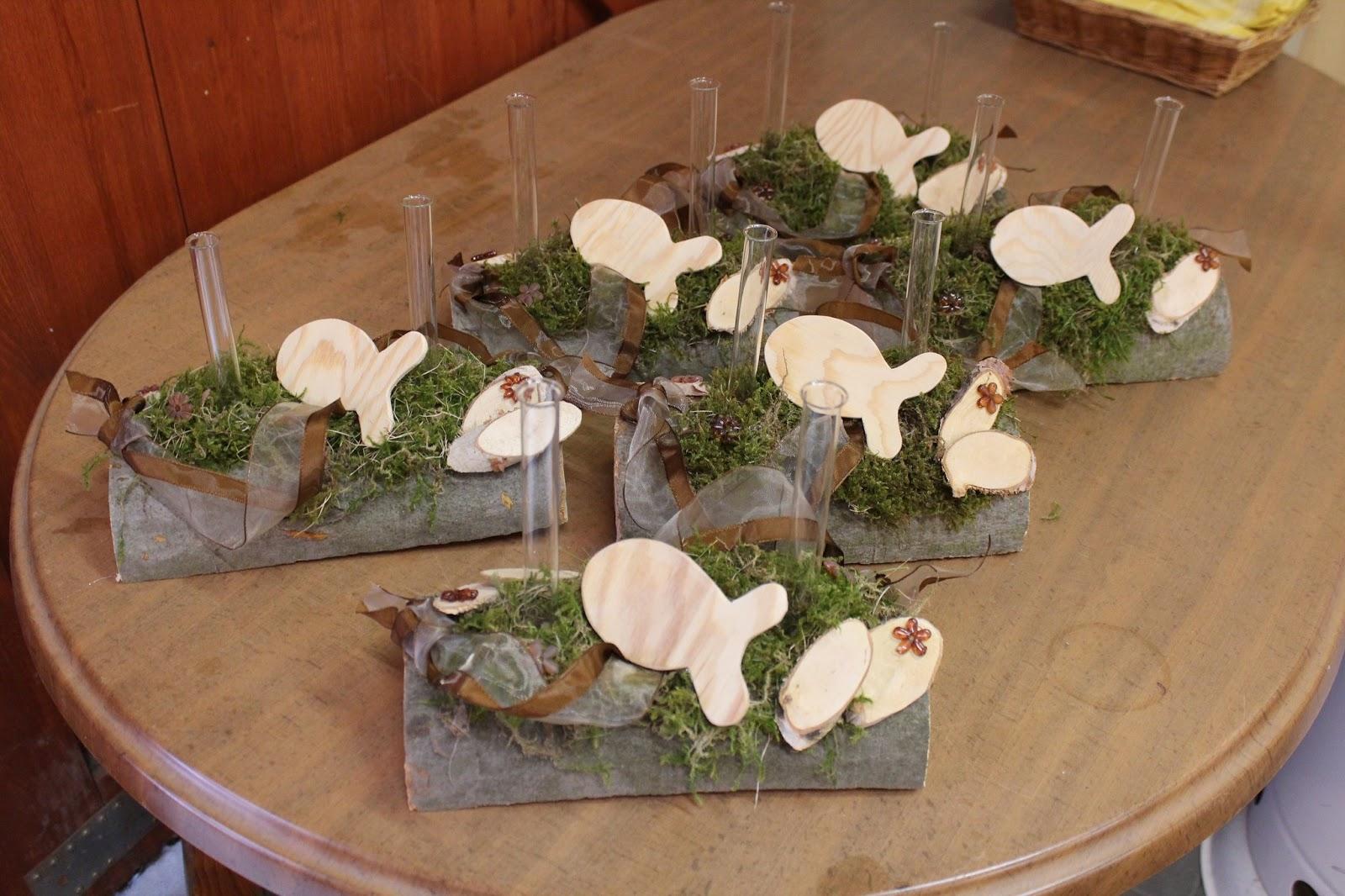 Tischdeko Hochzeit Braun Konfirmation Tischdeko Tips